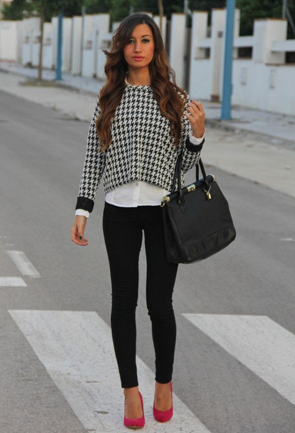 11 Awesome And Trendy Black Jeans Outfits