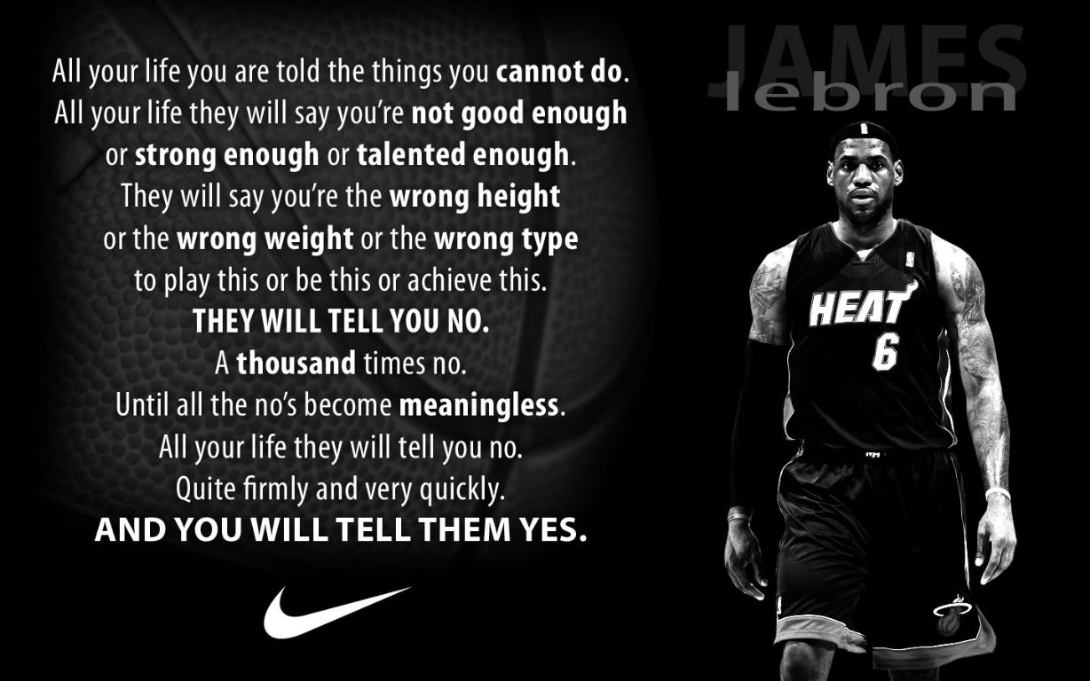 Fabulous Basketball Quotes