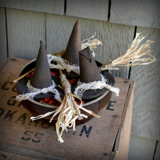 Rustic Halloween Decoration Ideas