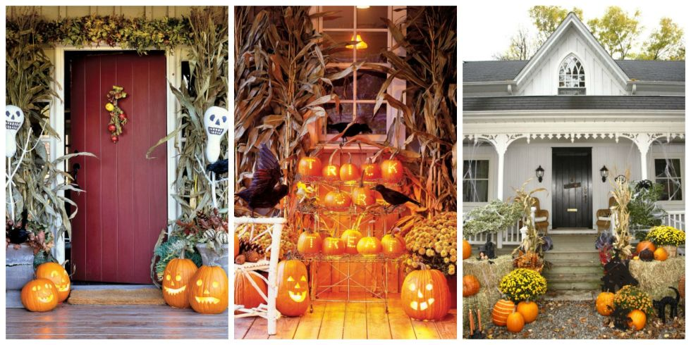 Superb Porch Halloween Decorations