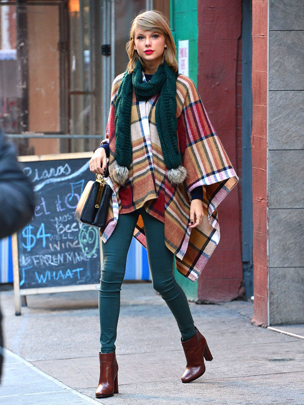 Taylor Swift Street Style Fashion