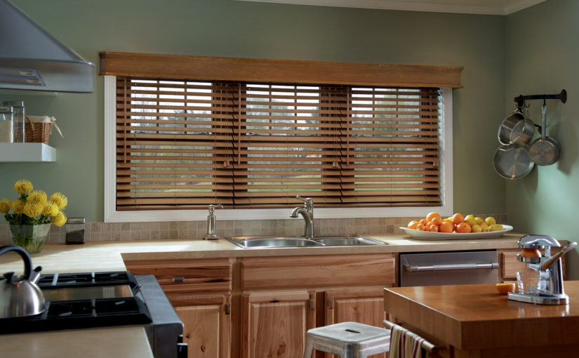11 Awesome And Stylish Wooden Blinds Ideas