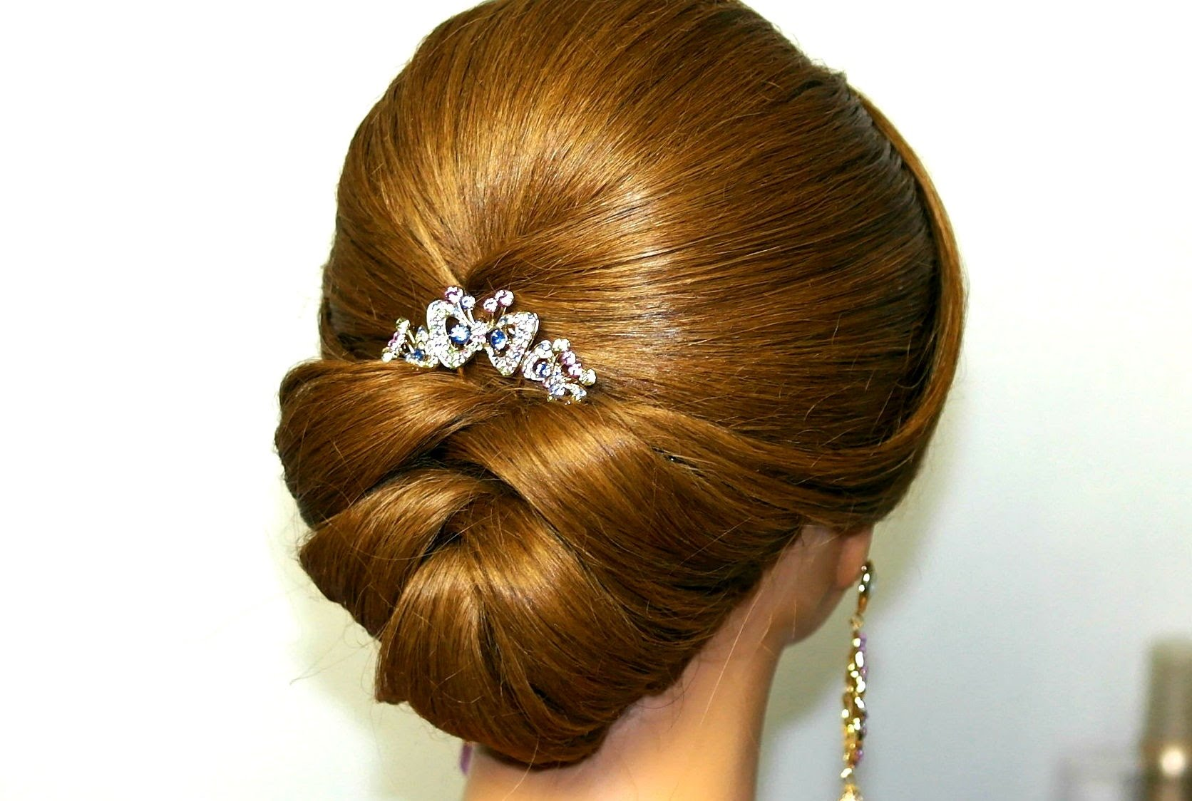 Bridal Updo Wedding Hairstyles