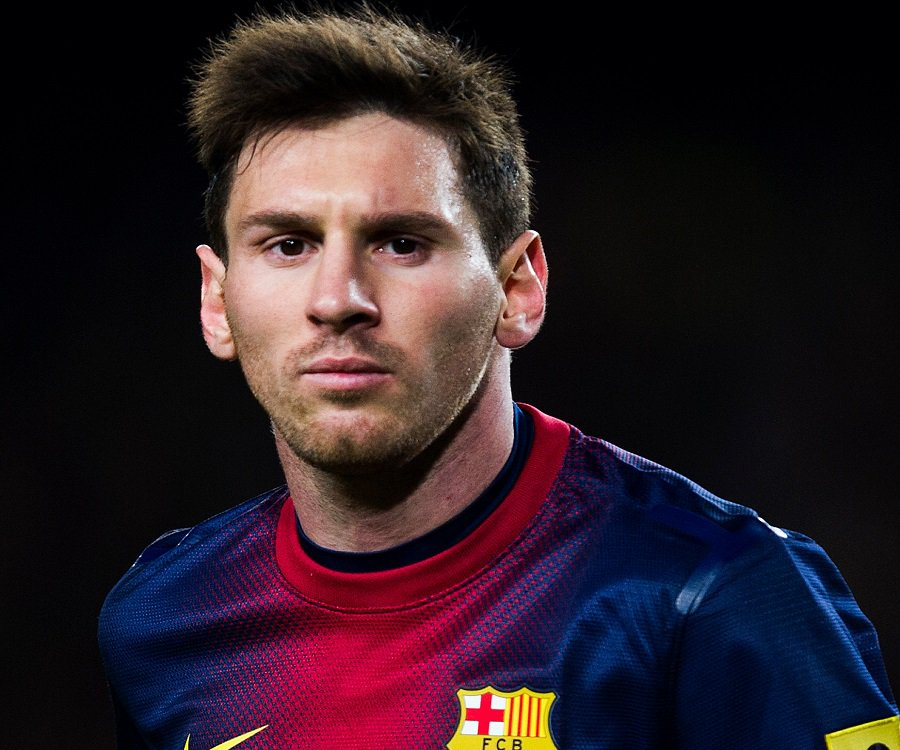 Cool Picture Of Lionel Messi