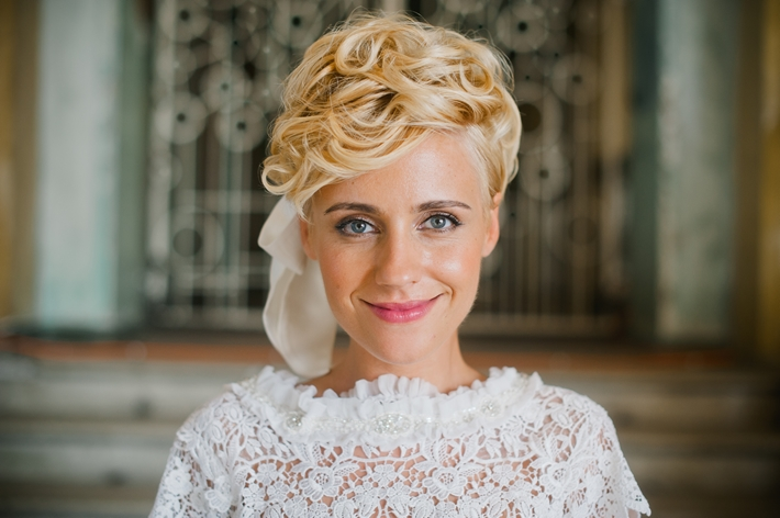 11 Awesome And Romantic Curly Wedding Hairstyles