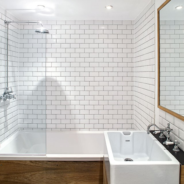 11 awesome type of small bathroom designs for Designing small bathroom ideas