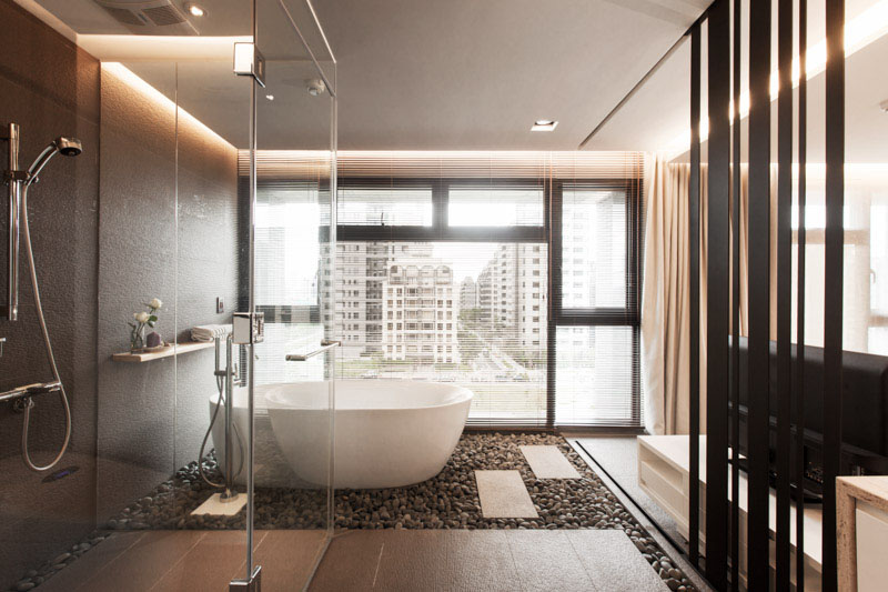 11 Awesome Modern Bathroom Design Ideas