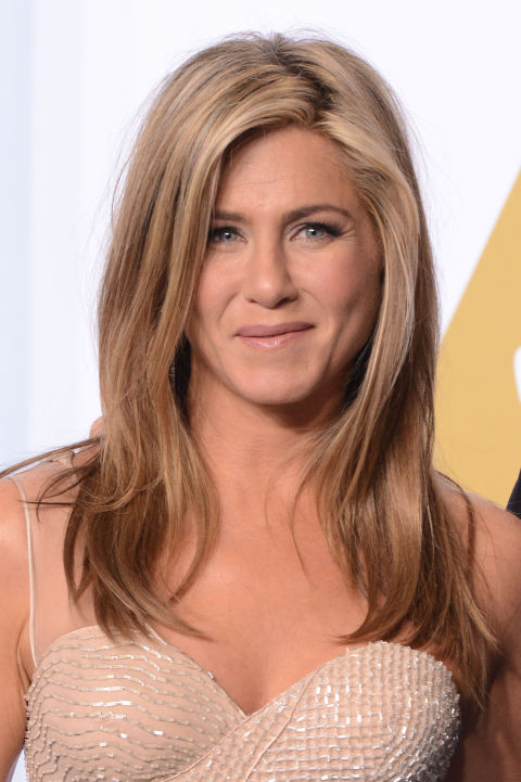 Jennifer Aniston Long Hairstyle