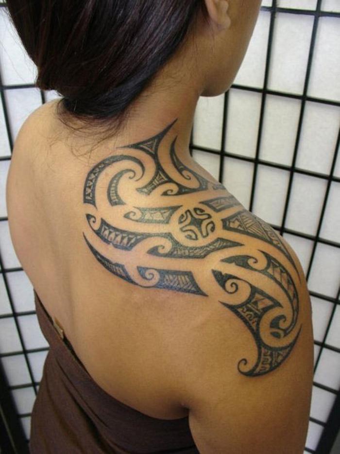 Tribal Tattoo Designs For Women