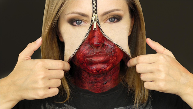 scary-zipped-face-makeup