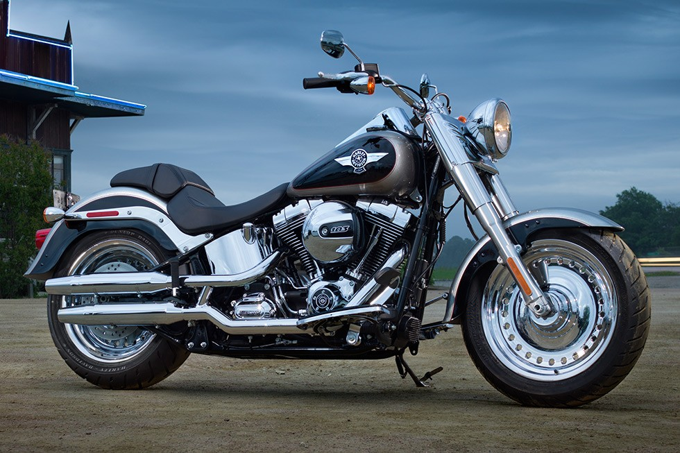 11+ Awesome Models Of Harley-Davidson Motorcycle