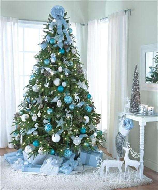 beautiful-christmas-tree-decorations