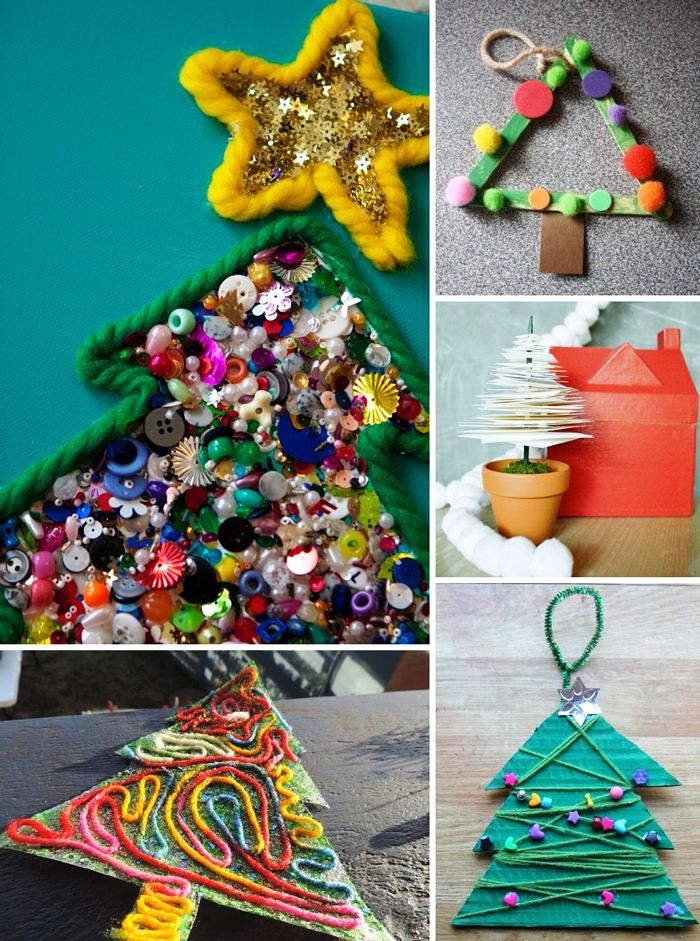 11+ Awesome And Ultimate Diy Christmas Tree Crafts Ideas ...