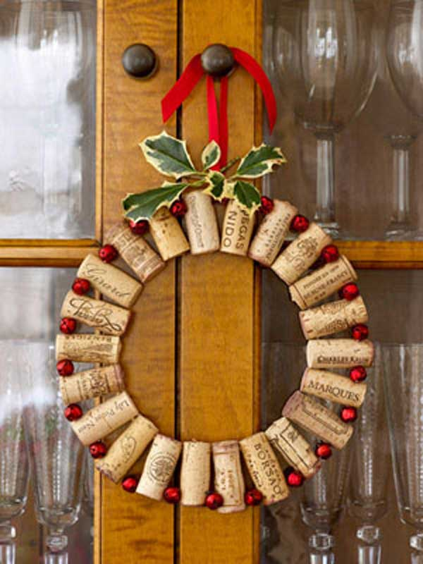 corks-wreath