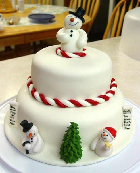 ideas-for-christmas-cake