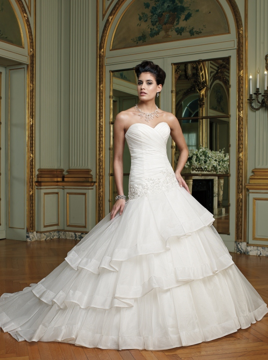 modern-david-tutera-bridal-gown