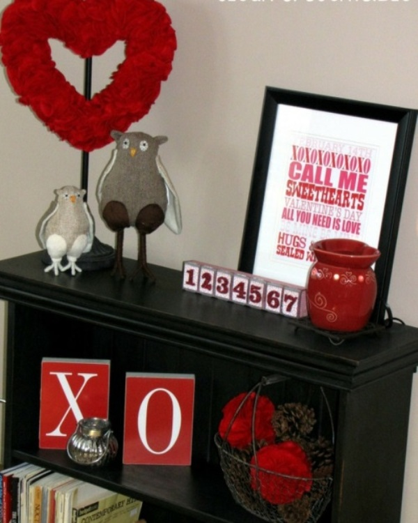 11 Awesome Diy Home Decor Ideas: 11+ Awesome And Coolest DIY Valentines Decorations
