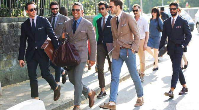11 Awesome Men's Casual Street Style Fashion