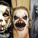 11+ Awesome And Extremely Scary Halloween Makeup Ideas