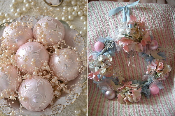 11 Awesome And Marvelous Pastel Christmas Decoration Ideas